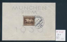 D.-Reich Block  4  O   (zu2527  ) Siehe Scan - Deutschland