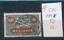 Schweiz Nr.  184x  O  ...  ( Ef510  ) Siehe Scan - Svizzera