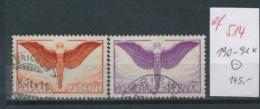 Schweiz Nr.  190-91 X  O  ...  ( Ef514  ) Siehe Scan - Svizzera