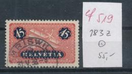 Schweiz Nr.  183  Z  O  ...  ( Ef519  ) Siehe Scan - Svizzera