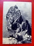 (FG.V40) PONZA - FARAGLIONE CICLOPICO DELLA GUARDIA (LATINA, ISOLA DI PONZA) Viaggiata 1951 - Latina