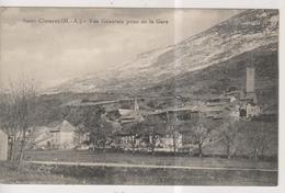 CPA-05-Hautes Alpes- SAINT-CLEMENT- Vue Générale Prise De La Gare- - Francia