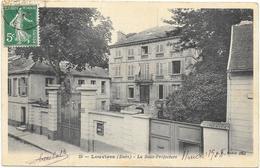 LOUVIERS: LA SOUS PREFECTURE - Louviers