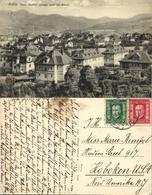 AUSSIG A. Elbe, Ústí Nad Labem, Neuer Stadtteil (1920s) Tschechien AK - Sudeten