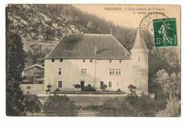 01 - VOLOGNAT - Vieux Château  - 693 - France