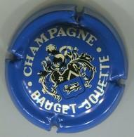 CAPSULE-CHAMPAGNE BAUGET-JOUETTE N°03 Bleu - Altri