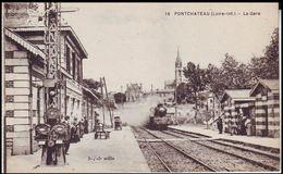 Pontchateau - La Gare - Pontchâteau