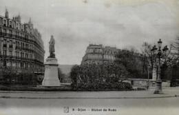 21 - Côte D'Or - Dijon - Statue De Rude - D 2504 - Dijon
