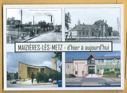 C.P.M. Maizières-lès-Metz D'Hier à Aujourd'hui - Otros Municipios