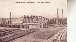 SALIN DE GIRAUD  L USINE SOLVAY  COTE EST - Autres Communes