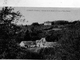 Livarot -   Château  De  St - Michel  De  Livet  Et  Vieux  Manoir. - Livarot