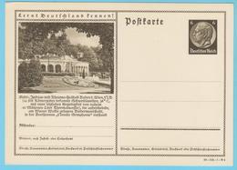 """J.M. 33 - """"Lernt Deutschland Kennen - N° 23 -Série 40-158-1-B4 - Baden Bei Wien - Beethoven - 9° Symphonie - Allemagne"""