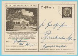 """J.M. 33 - """"Lernt Deutschland Kennen - N° 24 -Série 40-158-1-B4 - Baden Bei Wien - Beethoven - 9° Symphonie - Allemagne"""