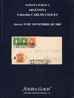 Argentina Coleccion Carlos Chaves - Soler Y Llach 2009 - Catalogues De Maisons De Vente