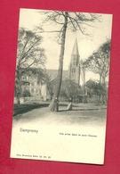 C.P. Dampremy  =  Vue  Prise  Dans Le Parc  De CRAWEZ - Charleroi