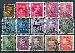Belgien Nr.423/31           O  Used          (1073) - 1936-1957 Col Ouvert