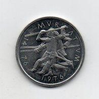 Svizzera - 1976 - 5 Franchi Commemorativi - MURAT - (MW2729) - Svizzera