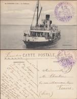 France - Saint-Nazaire (l'inf.) - Arrivée Du Bateau De St Brevin. Hôpital Complémentaire D'Armée N° 11. St. Nazaire 1916 - Saint-Brevin-l'Océan