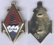Insigne Du 22e Régiment D'Infanterie De Marine - Armée De Terre