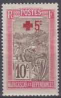 N° 121 - X X - ( C 422 ) - Madagascar (1889-1960)