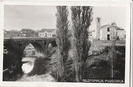 Cartolina - Postcard /   Viaggiata - Sent /  Montenegro, Podgorica. - Montenegro