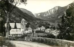 74 - SALLANCHES - L'eglise Et  LA ROUTE DE CORDON   (scan Recto-verso) Ref 1131 - Sallanches