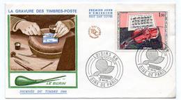 France N° 1459 Y. Et T. Paris Cachet Commémoratif Foire De Paris Du 30/05/1966 - Postmark Collection (Covers)