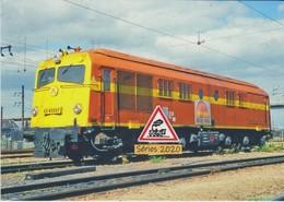 625 - Loco CC 65507 SECO DG, Au Triage Du Mans (72) - - Equipment