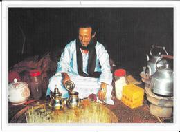 Un Thé Au Sahara. (Voir Commentaires) - Marokko