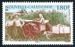 NOUV.-CALEDONIE 2006 - Yv. 975 **   Faciale= 1,51 EUR - Colons Et Tracteur  ..Réf.NCE25591 - New Caledonia