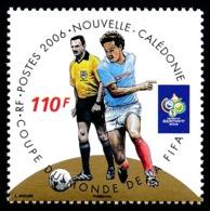 NOUV.-CALEDONIE 2006 - Yv. 977 **   Faciale= 0,92 EUR - Coupe Du Monde De Football En Allemagne  ..Réf.NCE25593 - New Caledonia