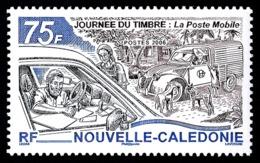 NOUV.-CALEDONIE 2006 - Yv. 984 **   Faciale= 0,63 EUR - Journée Du Timbre. La Poste Mobile  ..Réf.NCE25596 - New Caledonia