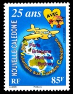 NOUV.-CALEDONIE 2006 - Yv. 985 ** Faciale= 0,71 EUR - Association D'Aide Volontaire Aux Evacués Calédon.  ..Réf.NCE25597 - New Caledonia