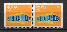 Suède - YT N° 615 - Neuf Sans Charnière - 1969 - Nuovi