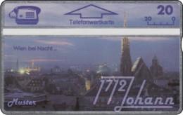 """TWK Österreich Privat: """"Wien Bei Nacht"""" Gebr. - Autriche"""