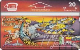 """TWK Österreich Privat: """"Casino Velden"""" (311L) Gebr. - Oesterreich"""