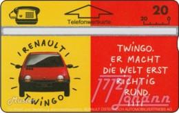 """TWK Österreich Privat: """"Renault Twingo"""" Gebr. - Oesterreich"""