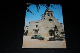 9869               SAULT DE PROVENCE, PLACE DE L'EGLISE - Auto - Car - Coche - Voiture - Other Municipalities