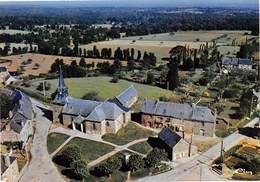 SAINT-PERAN - Vue Aérienne - Eglise - Autres Communes