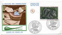 France N° 1478 Y. Et T. Paris Cachet Commémoratif Foire De Paris Du 30/05/1966 - Postmark Collection (Covers)