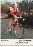 CYCLISME   Tour De France   ROY SCHUITEN - Radsport