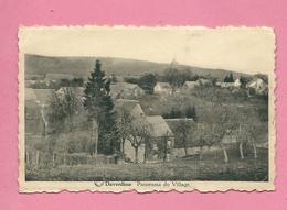 C.P. Daverdisse Sur  Lesse   = Panorama  Du  Village - Daverdisse