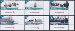 ROSS DEPENDENCY 2015 - Imperial Trans-Antarctic Expedition, Set Of 6v** - Nuovi