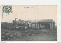 52 CHAUMONT LE DEPOT CPA BON ETAT - Chaumont