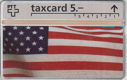 SUISSE - PHONE CARD - TAXCARD-PRIVÉE  ***  TEAM TOUR & USA  *** - Schweiz