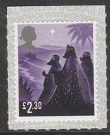 GB 2019 Christmas £2.30 Large Multicoloured SG 4290 ** MNH  Self Adhesive. - 1952-.... (Elizabeth II)