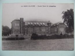 CPA 59 Bondues Région De Lille - Pensionnat De La Croix-Blanche - Vue Du Bâtiment Route De Linselles   A Voir ! - Altri Comuni