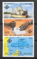 Seychelles N° 17/19 YVERT NEUF ** - Seychelles (1976-...)