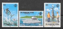 Seychelles N° 97/99 YVERT NEUF ** - Seychelles (1976-...)
