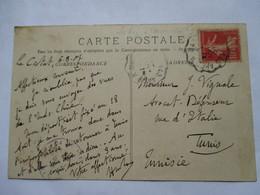CONVOYEUR   LES  ARCS  A  MARSEILLE     -   LA  CIOTAT .....       TTB - Marcophilie (Lettres)